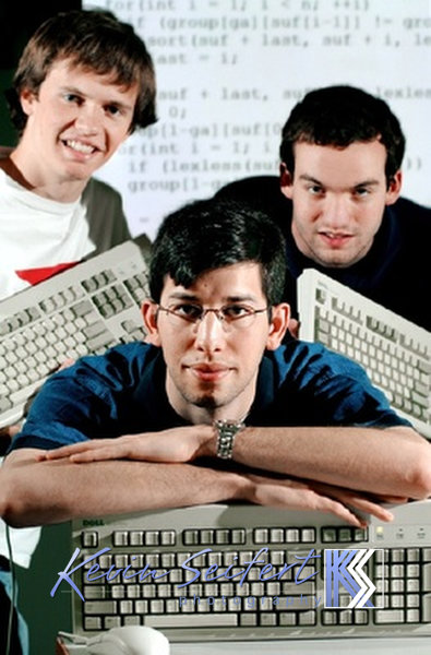 Edwards Casto Mickle Duke Programming ACMICPC: for Bonner story