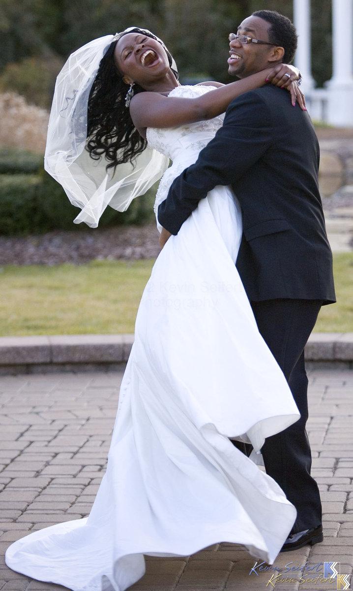 Jumah & Neakontee Smith Wedding Day 02.28.10