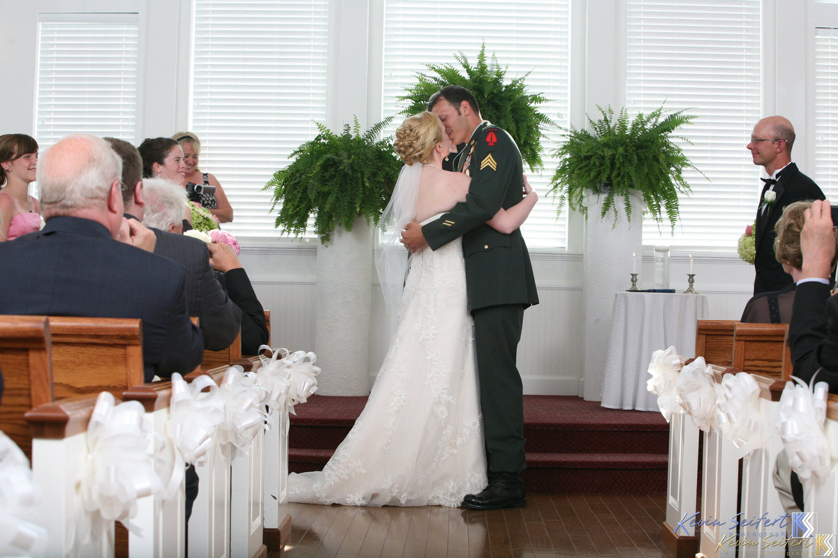 Autumn and Bryce Wedding Oak Island