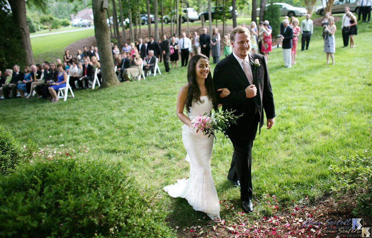 Hunter & Cassiana Wedding Day