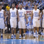 The 2013 Tar Heel Starting Five