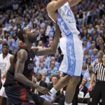 North Carolina 76, NC State 65 Men's ACC Basketball