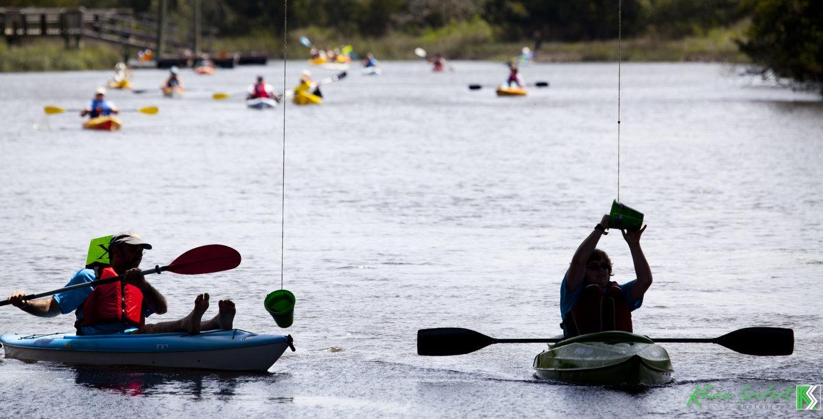Oak Island Kayak Launch
